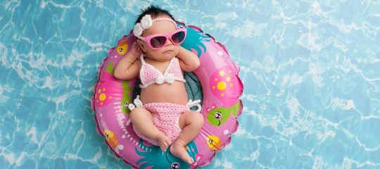 Maillot de bain bébé