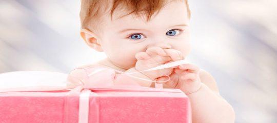cadeaux de naissance pour accueillir un bébé