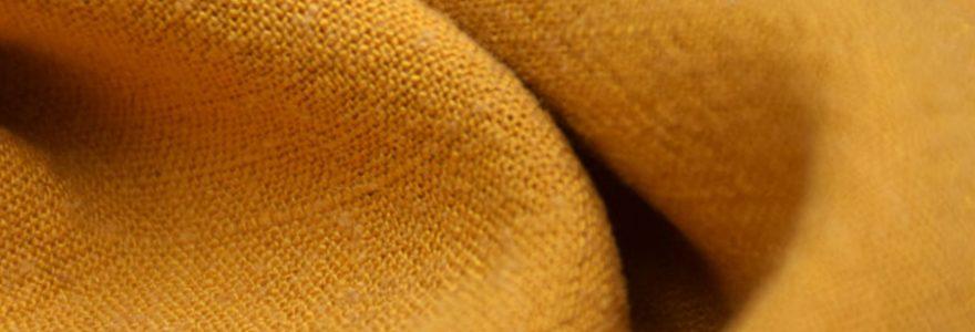 tissus en lin