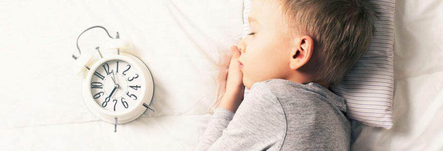 réveil pour enfant